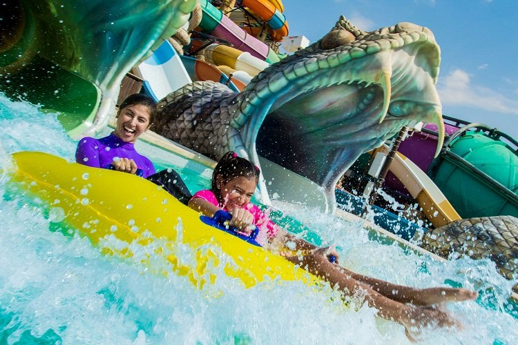 Yas Waterworld (ياس ووتروورلد)